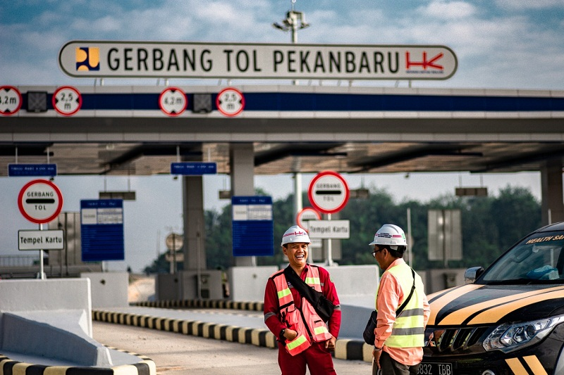 Hutama Karya Gunakan Dana Hasil Global Bonds untuk Lanjutkan Proyek Tol Trans Sumatera : Okezone ...