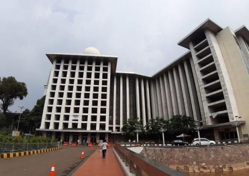 DMI Jakarta Tidak Rekomendasikan Masjid Dibuka Sebelum PSBB Berakhir
