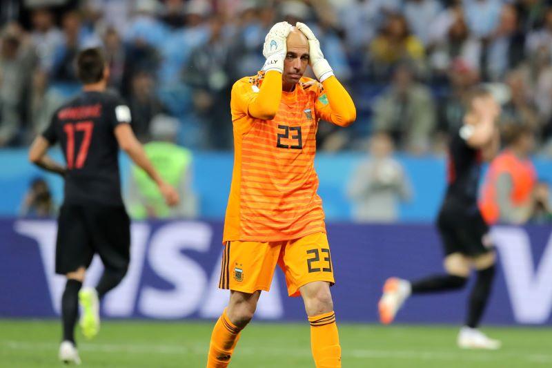 Caballero Akui Dapat Ancaman Kematian Setelah Blunder di Piala Dunia 2018
