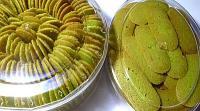 Lidah Kucing <i>Almond Green Tea</i>