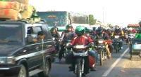 900 Ribu Kendaraan Belum Balik, Tugas Polisi Diperpanjang