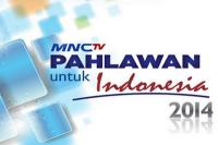 Daftar Kandidat <i>MNCTV Pahlawan untuk Indonesia 2014</i>