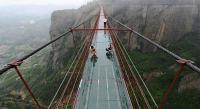 China Miliki Jembatan Menyeramkan