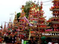 TAHUN BARU ISLAM: Mengenal Upacara Tabot atau Tabuik di Bengkulu, Tradisi Mengenang Cucu Nabi Muhammad SAW dengan Iringan Keranda