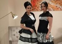 ITA 2017: Gaun Cantik Rancangan Ivan Gunawan Bikin Penampilan Iis Dahlia bak Puteri