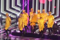 ITA 2017: Meriah! Bunga Citra Lestari Lantunkan Lagu <i>Aku Wanita</i> dengan Busana Serba Kuning