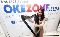 Yuk Kenalan dengan Maria Pratiwi, Harpist Asia Pertama Pemenang Great Hall London dari Indonesia