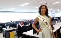 Siap Berkompetisi Ketat di Miss World 2017, Miss Indonesia Bangun Motivasi Diri