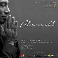 Tuntaskan Kerinduan Penggemar, Marcell Siahaan Siapkan Konser Spesial Once in a Lifetime