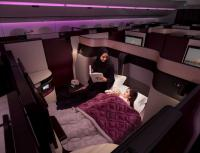 Fasilitas Super Mewah di Kabin Pesawat, Ada Tempat Tidur dan Penumpang seperti Terbang dalam Rumah