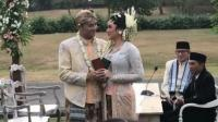 Selamat! Vicky Shu Resmi Jadi Istri Ade Imam dengan Mas Kawin Bernominal Cantik