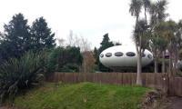 DIJUAL! Rumah Unik Berbentuk UFO Seharga Rp3,8 Miliar, Seperti Ini Wujudnya