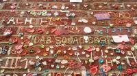 Antara Jijik tapi Dianggap Bernilai Seni Tinggi, Dinding di Seatlle Dipenuhi Permen Karet Bekas Kunyahan