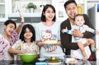 Ikut Tren Bisnis Kue Kekinian, Fenita Arie Andalkan Bahan Baku Lokal, Kacang Mete Kendari Salah Satunya!