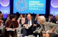 Sepekan Bareng IMF dan World Bank, Sri Mulyani Kantongi Bantuan Energi hingga Transportasi