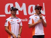 Kunjungi Indonesia, Marc Marquez: Halo Apa Kabar?
