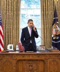 Berfungsi Sebagai Tombol Darurat, Ternyata Barack Obama Pencet Tombol Ini Hanya untuk Kegiatan Sederhana