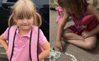 MENGHARUKAN, Niat Belikan Susu untuk Teman Sekolahnya, Bocah 5 Tahun Ini Pecahkan Tabungan