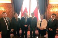 Berkunjung ke Peru, Ini yang Dibahas Ketua MPR dan Ketua Parlemen Peru