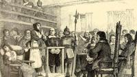 OKEZONE STORY: Kisah Kelam Pengadilan Penyihir Salem