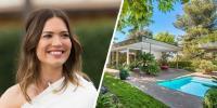Mandy Moore Renovasi Habis Rumah Barunya, <i>View</i> Kolam Renangnya Keren Banget!