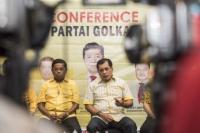 Mendapat Protes dari Kader Golkar, Dukungan ke Ali Mazi di Pilgub Sultra Sudah Final
