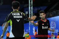 Rinov/Yeremia Menang, Indonesia Loloskan 7 Wakil di Perempatfinal Kejuaraan Dunia Bulu Tangkis Junior 2017