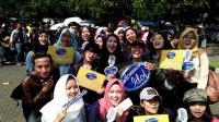 Salut! Fasilitas Street Audition dari Grab Indonesia di Audisi Indonesian Idol 2017 Dinilai Gio Mudahkan Calon Peserta