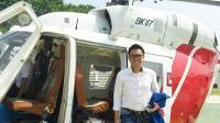 Jakarta Banjir dan Macet, Eko Patrio Pamer Naik Helikopter di Medsos