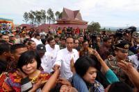 3 Tahun Jadi Presiden, Jokowi Ungkap Alasan Dibalik Kegemarannya Blusukan