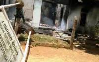 Anggota TNI Penjaga Kebun Kelapa Sawit Tembak Mati Petani, Massa Balas Bakar Kantor PTPN