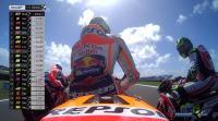 Hasil Sesi Latihan Bebas 1 MotoGP Australia: Marquez Tercepat, Dovizioso Hanya Puas di Posisi 4