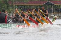 Serunya Dragon Boat Race di Sungai Carang, Jejak Rekam Sejarah Kebanggaan Tanjung Pinang