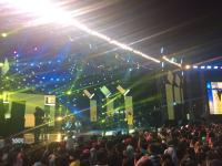 HUT MNCTV: <i>Dangdutan</i> di 2 Kota Saling Bersaing Bakar Semangat Penonton