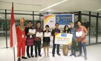 Mantap! Mahasiswa Indonesia Raih Penghargaan Model ASEAN Meeting 2017 di Manila