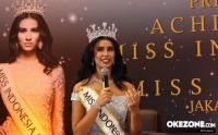 Siap Bersaing Secara Sehat, Achintya Nilsen Bakal Tunjukkan Penampilan Terbaik di Ajang Miss World