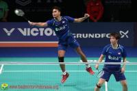 Takluk dari Pasangan Hong Kong, Tontowi/Liliyana Gagal Tembus Final Denmark Open 2017