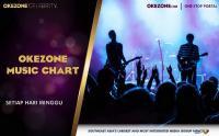 OKEZONE MUSIC CHART: Digdaya, Akad Kukuh di Puncak Singgasana