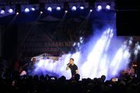 Meriah! Malam Puncak Festival Bahari Kepri Ditutup dengan Panggung Hiburan