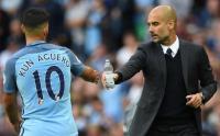 Aguero Jadi Pencetak Gol Terbanyak Man City Sepanjang Masa, Guardiola Minta Traktiran