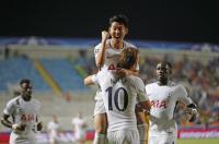 Manfaatkan Umpan Terobosan Kane, Heung-Min Son Bawa Tottenham Unggul 2-0