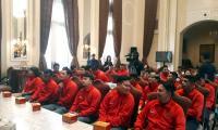 Berjuang di Vietnam, Hary Tanoe Berharap Timnas Futsal Indonesia Bisa Ikuti Piala Dunia 2020