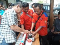 Rescue Perindo Yogyakarta Rajin <i>Fogging</i> Permukiman, Dinkes Gunungkidul Beri Apresiasi
