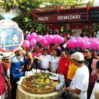 Sambut Pernikahan Kahiyang Ayu, Warga Solo Gelar 'Kenduri Cinta Jokowi Mantu'