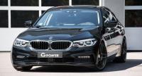 Paket Modifikasi G-Power, <i>Bikin</i> BMW Seri 5 Makin Bertenaga