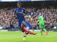 Cetak <i>Brace</i> bagi Kemenangan Chelsea atas Watford, Batshuayi: Saya Tetap Fokus Tampil Baik