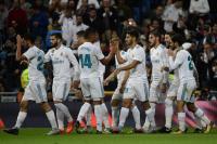 Tampil Dominan, Real Madrid Ungguli Eibar di Babak Pertama