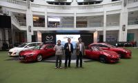 Ikuti Jejak Mercedes Benz, Mazda Coba Peruntungan di Mobil Model Estate