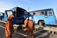 Innalillahi! 7 WNI Diklaim Jadi Korban Kecelakaan Bus di Malaysia