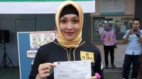 <i>Alhamdulillah</i>, Angelina Sondakh Mampu Hafalkan Alquran di Penjara